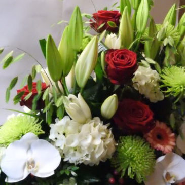 L'entretien de vos fleurs coupées