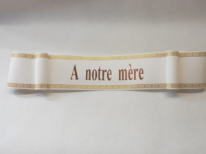 Message ruban