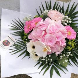 Doux bouquet d'amour